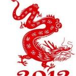 El año del Dragón. Comida china