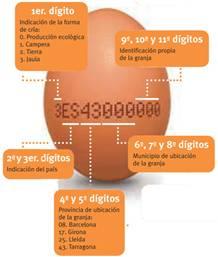 huevos código