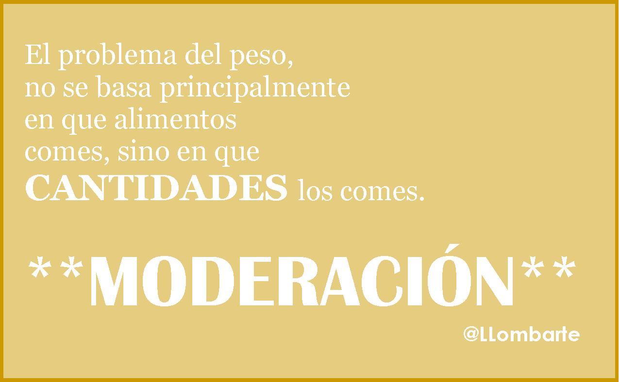 moderación