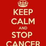 KEEP  CALM  &  STOP  CÁNCER