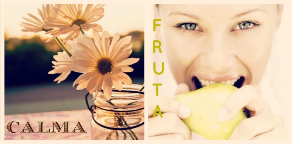 calma fruta