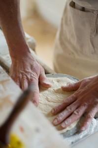 pan elaboración