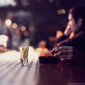 fumar y beber