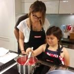 Taller de Cocina para Niños con cáncer, una experiencia única. AECC