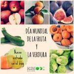 Día mundial de las frutas y las verduras. 17 de octubre de 2014