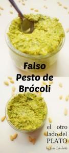 pesto brócoli