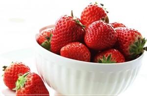 fresas-en-la-mesa