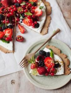 tarta verano