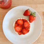 Mermelada de fresas casera sin azúcar